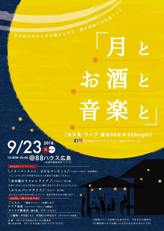 88ハウス広島イベント